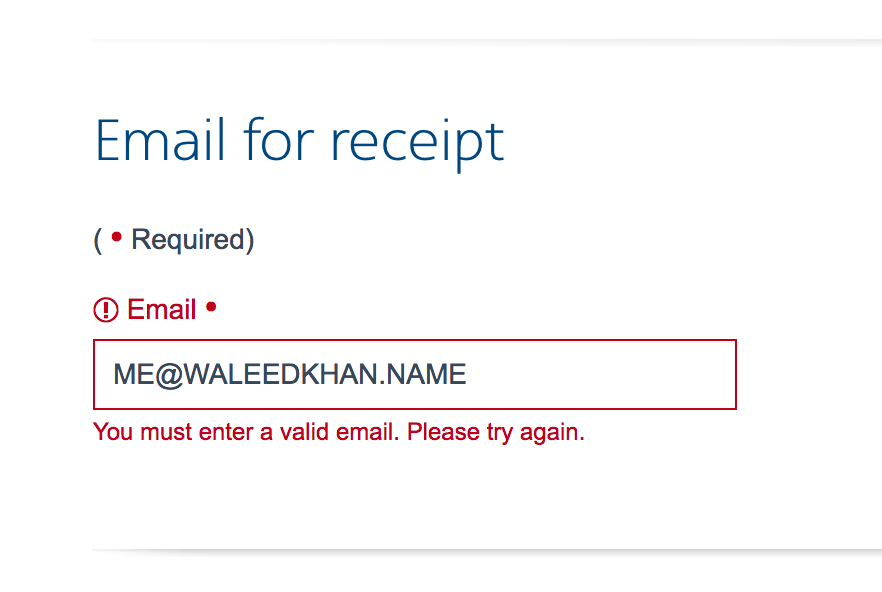 Is Having A Name Email Address A Good Idea